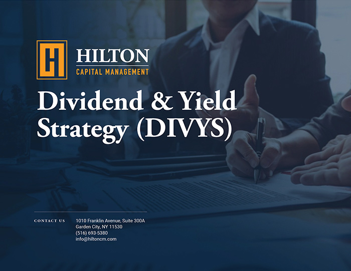 Hilton Deck DIVYS