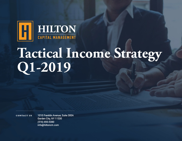 Tactical Income Strategy