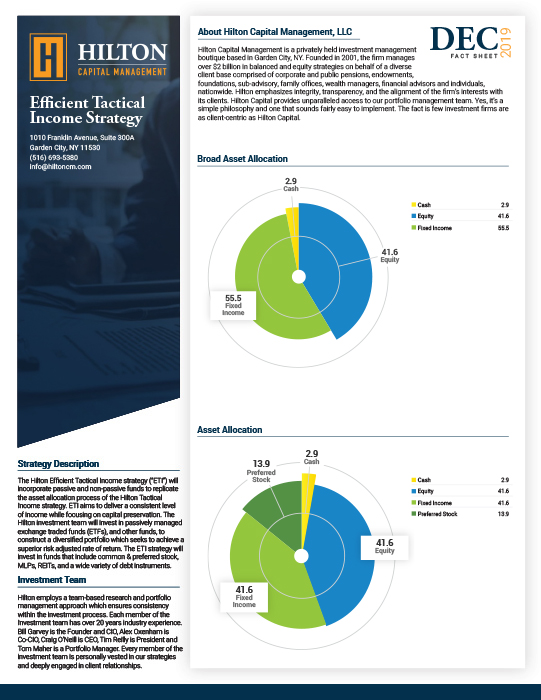 Hilton Factsheet ETI